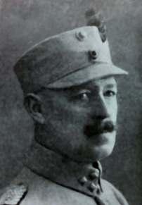 Sotatoimet, retkikunta Sysmään ja Heinolaan. Eversti Harald Hjalmarson, Häme, Länsiarmeija 1918.