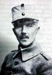 Sotatoimet Hämeen ryhmä, helmiku 1918. Kenraalimajuri Martin Wezer.