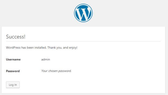 get started with WordPress 14
