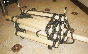 Scala di corda
