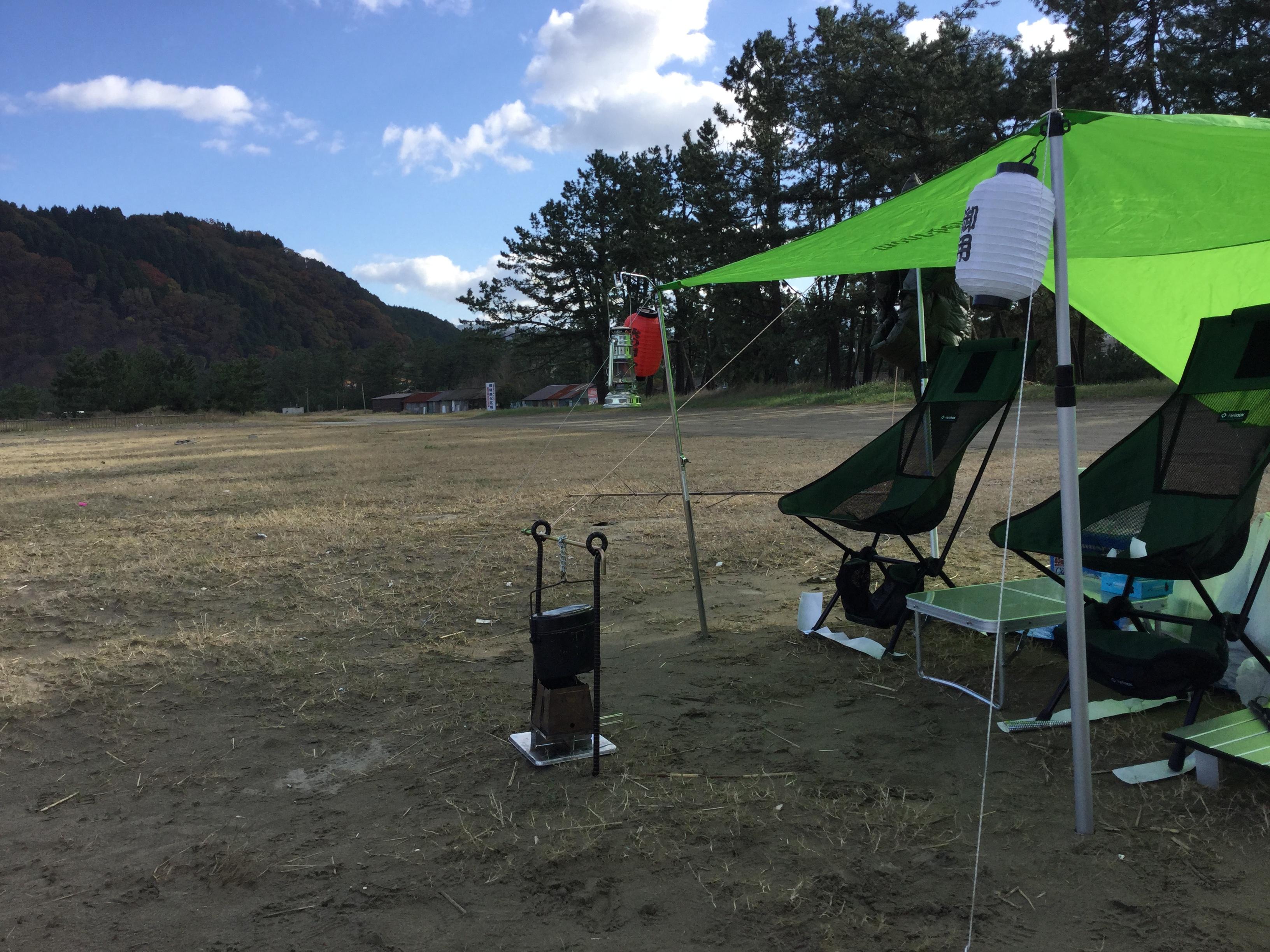 テント内の必携アイテム!最初に揃えたいものを並べてみた