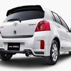 Toyota Yaris Trd Sportivo Harga Grand New Avanza Veloz 1.3 At Baru 2013 Sotomotif Mobil