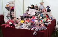 2017 New Forest Show - Stuffed Toys