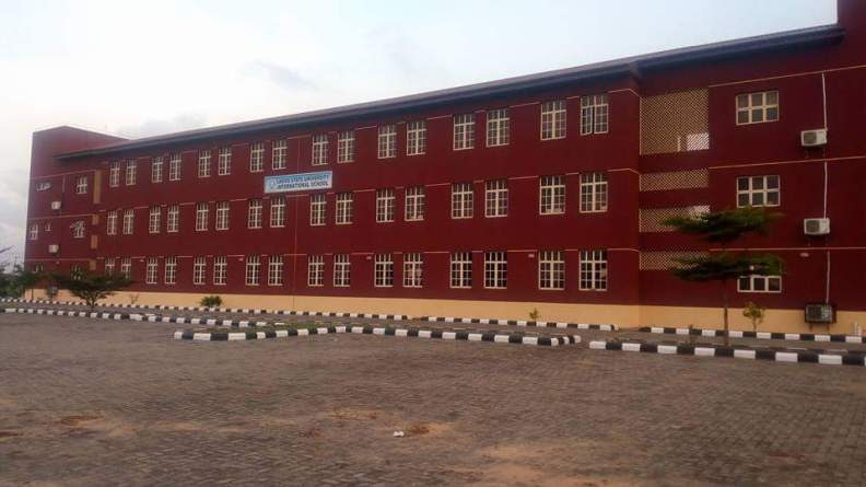 Photos of the newly reconstructed LASU International school
