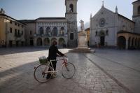 Norcia, provincia di Perugia, Umbria.