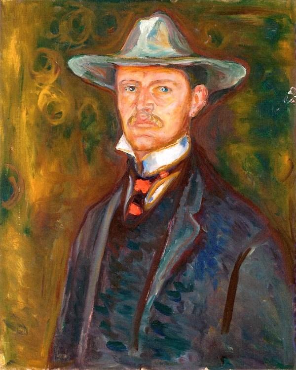 Edvard Munch Sottoosservazione'