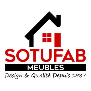 SOTUFAB Meubles logo Slogon