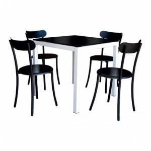 table serena top en verre