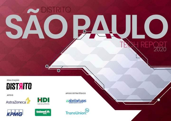 SOU aparece no estudo da Distrito sobre Startups em São Paulo
