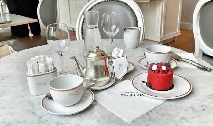 L'exposition « Fantin - Latour. A Fleur de Peau » a inspiré une création gourmande et féminine, deux valeurs chères à la Maison Angelina.