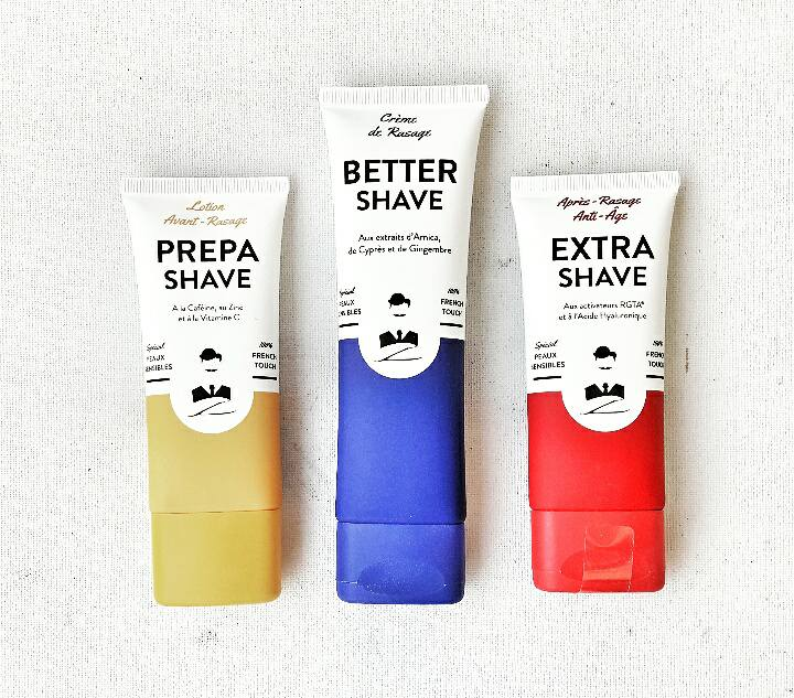 Crèmes de rasage Monsieur Barbier