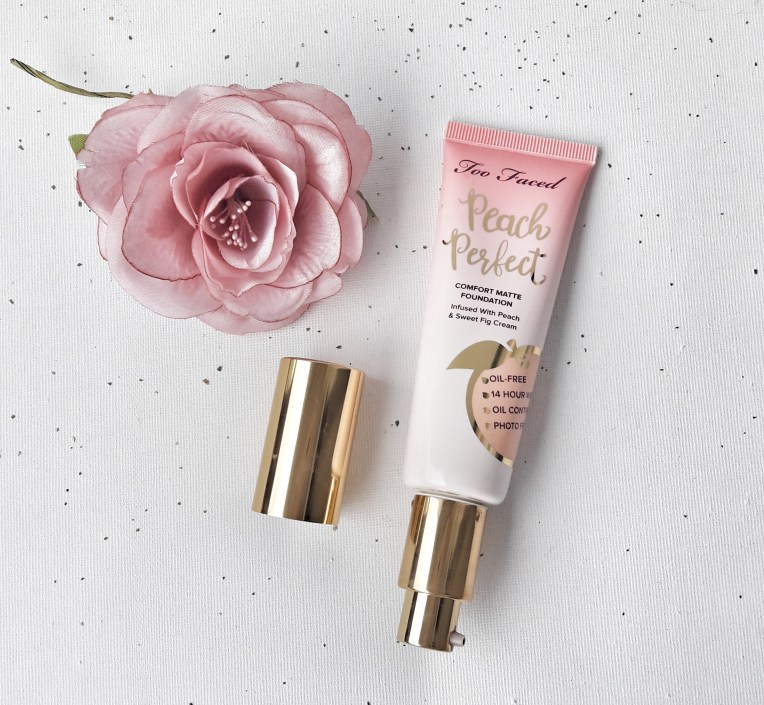 La nouvelle collection Peaches and Cream TOO FACED