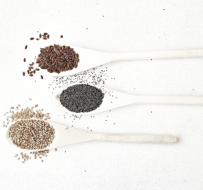 Les vertus insoupçonnées des graines
