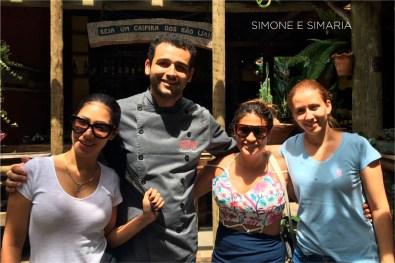 Visita da Simone e Simaria
