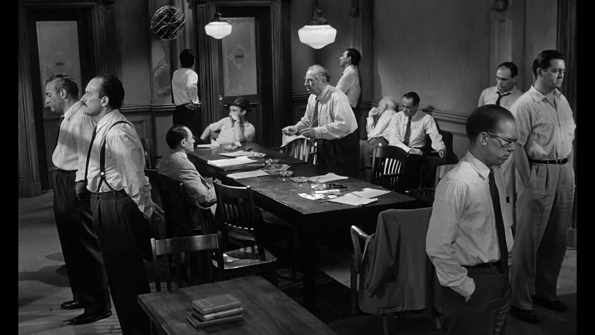 Today I Watched 12 Angry Men Sidney Lumet
