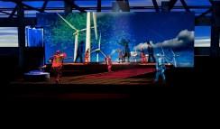 Mobistar 2010 scene danseurs