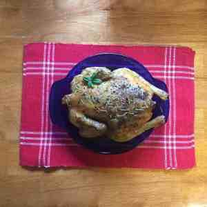 Pasture Raised Poultry Brine Recipe