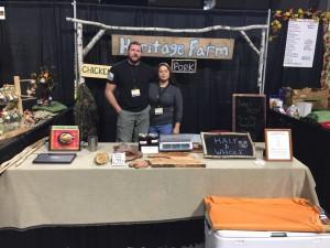 Bangor Harvest Festival, November 2016