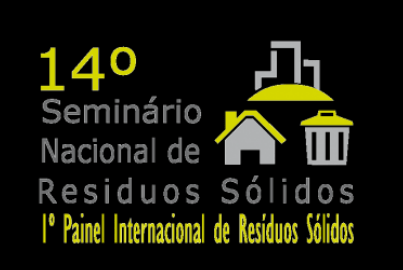 Revista Ecológico   14º Seminário Nacional de Resíduos Sólidos