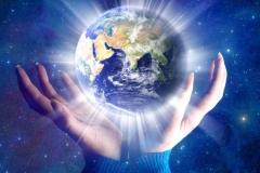 Une Terre Nouvelle spirituelle