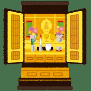 仏壇のお茶