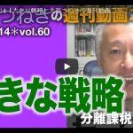 ■「大きな戦略」大西つねきの週刊動画コラムvol.60  ー2019.1.14より