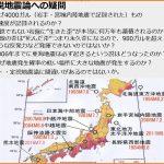 あの【北海道巨大地震】2018年02月21日の「CCS 人災疑惑真偽」について