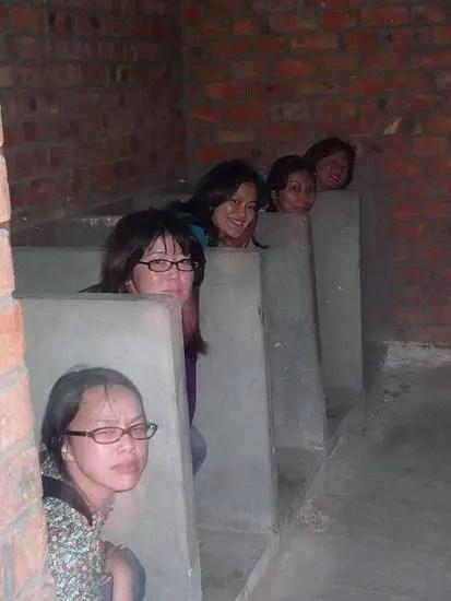 ニーハオトイレ中国