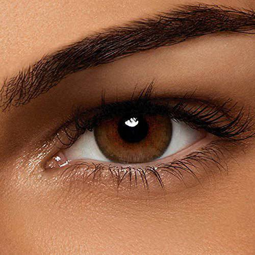 Air Optix Colors Brown Color Contact Lenses UAE GCC USA