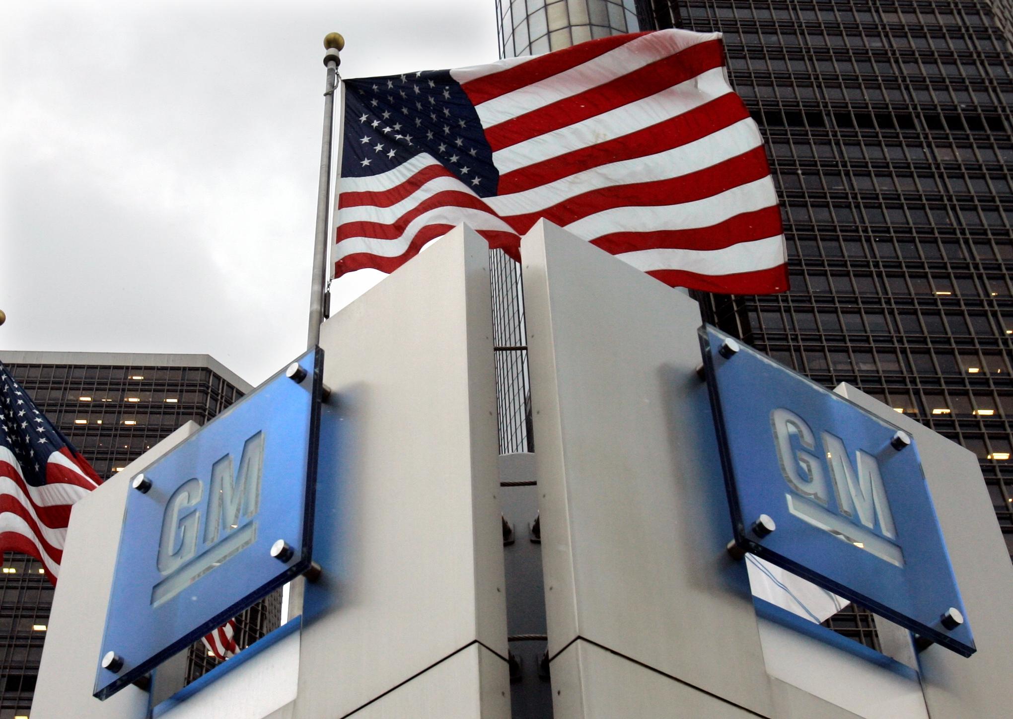 GM Job Cuts