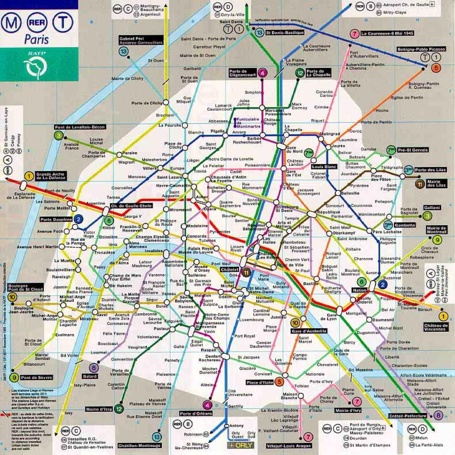 plan-metro