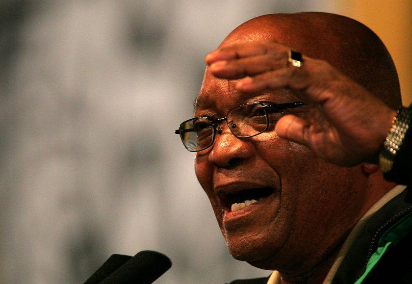 Zuma jacob