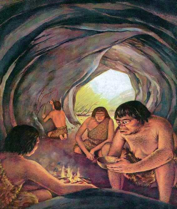 les socialistes des cavernes