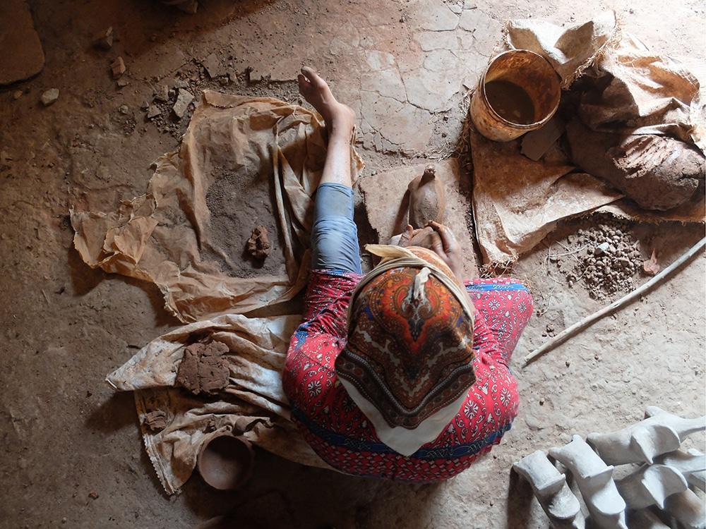 sejnane pottery