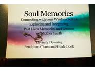 soul memories - wp0071 - Soul Memories – Past Life Regression Karmic Lessons Pendulum Charts Dowsing System