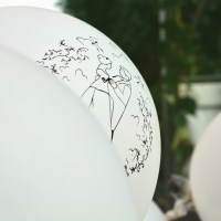 Balloons for a special occasion