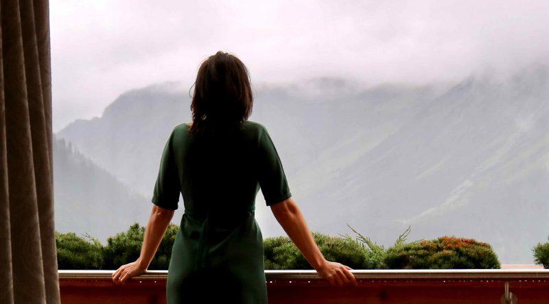 Ein Kraftort am Berg lehrte mich, im Hier und Jetzt zu leben.