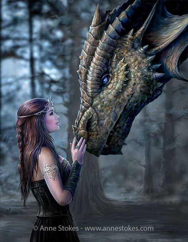 Drachenenergie ist ein wertvolles Geschenk deines Drachen an dich!