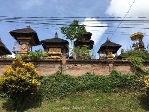 Private Familientempel prägen ganz Indonesien, im speziellen Bali.