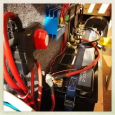 BESTELLUNG: Immer wieder planen, nichts vergessen, Weitsicht (was brauchen wir als nächstes etc.). So ist aber am Elektrosetup endlich der Knopf dran und wir bestellen das Setup bei der Wattstunde GmbH.
