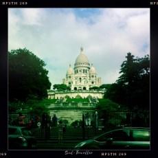 002 Paris (24° leicht bewölkt – Regen) SCHLENDERN – In der Stadt der Liebe