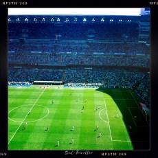 007 Madrid  (30° Sonne) Real Madrid – Athletic Club Bilbao BERNABEO STATION – Zelebrierte Religion der Madrelenen