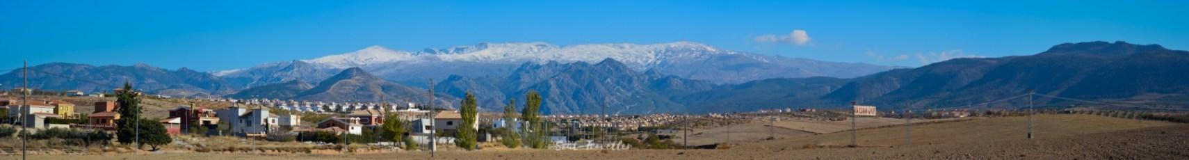 095 Cordoba SIERRA NEVADA – Erste Temperaturschwankungen vor traumhafter Kulisse
