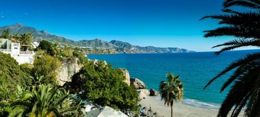 093 Gibraltar (England) – Nerja(Spanien) – Granada (Spanien) GENIESSEN – An Europas Balkon noch einmal Meer einatmen