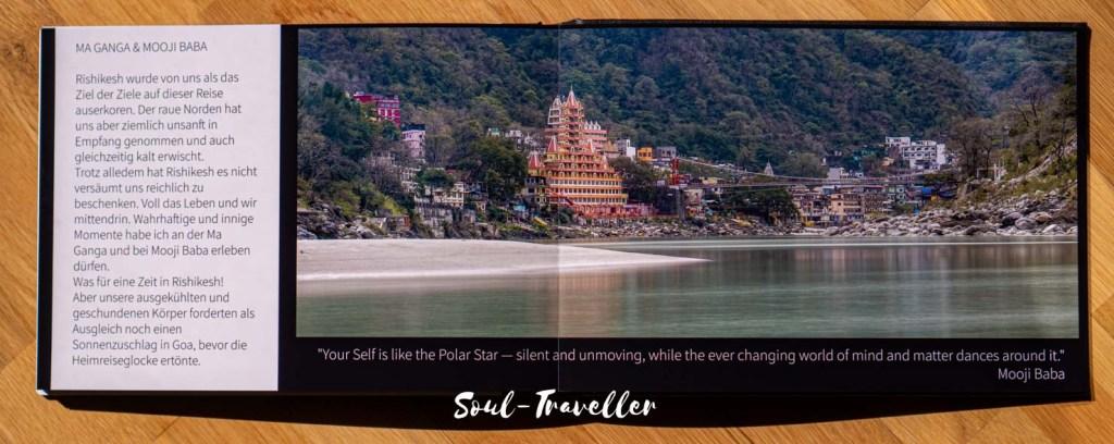 Soul-Traveller Fotobuch von Saal-Digital Professional Line