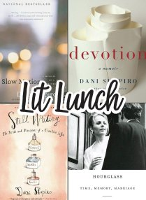 LitLunch Dani Shapiro