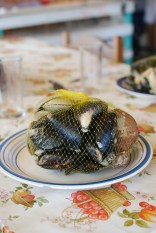 Pulmay, a seafood specialty of Southern Chile