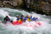 St Joe rafting