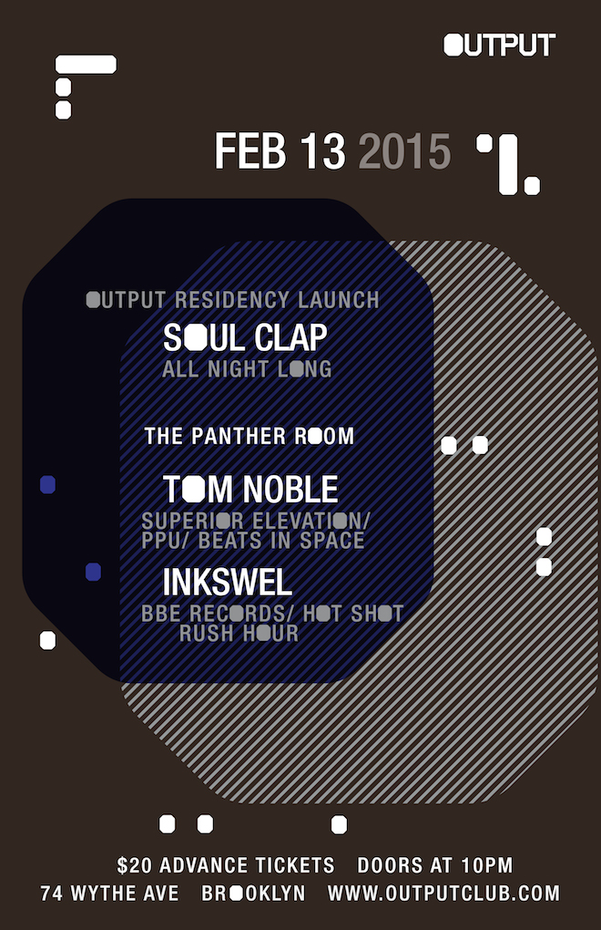 Soul Clap's Output Residency Launch