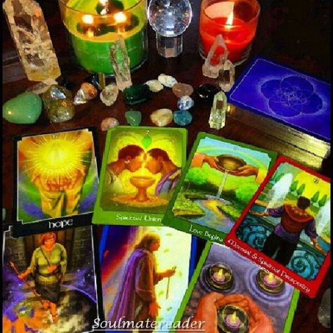 Full life Psychic Special Tarot reading and crystal readings